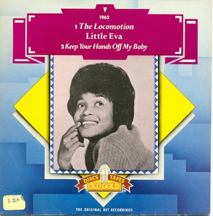 Little Eva - The Loco-Motion / Keep Your Hands Off My Baby