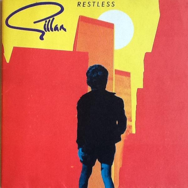 Gillan - Restless (Poster Sleeve)