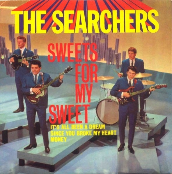 The Searchers - Sweets For My Sweet (EP Pic Sleeve)