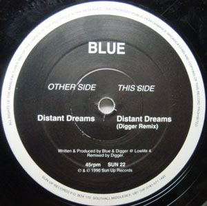 BLUE - Distant Dreams