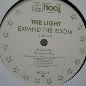 THE LIGHT - EXPAND THE ROOM (DISC 1)