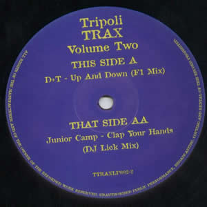 D & T / JUNIOR CAMP - TRIPOLI TRAX VOLUME 2