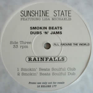 SUNSHINE STATE ft LISA MICHAELIS - RAINFALLS