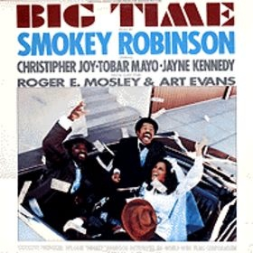 Smokey Robinson - Big Time - Original Music Score
