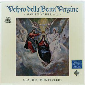 Claudio Monteverdi / Concentus Musicus Wien - Vespro Della Beata Vergine ?Marien-Vesper