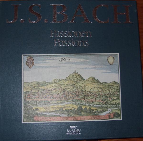 J.S. Bach - Passionen - Passions