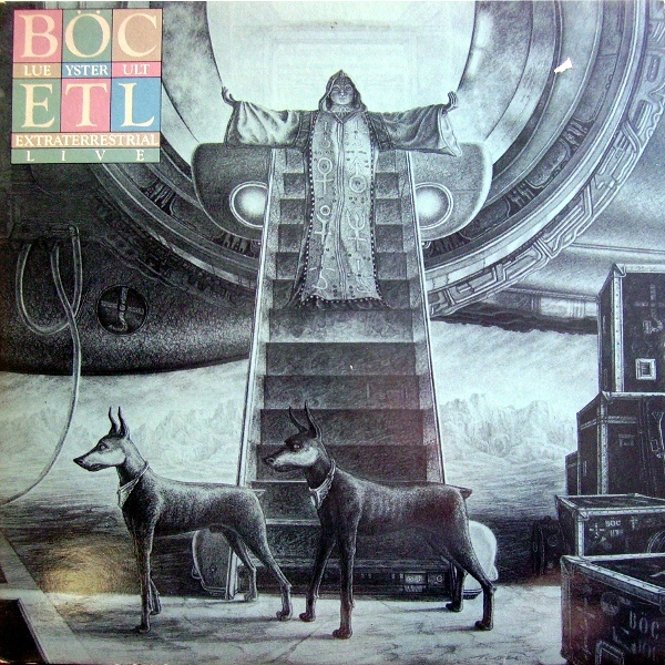 Blue ?yster Cult - Extraterrestrial Live