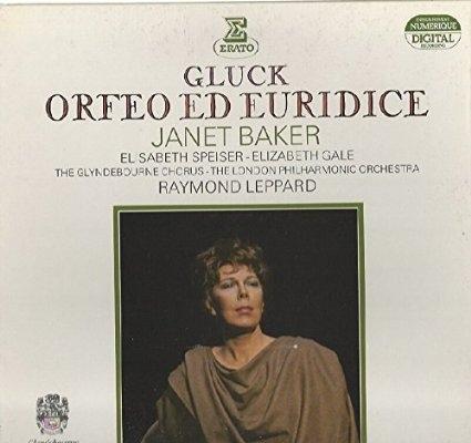 Christoph Willibald Gluck, Janet Baker LSO - Orfeo ed Eurdidice