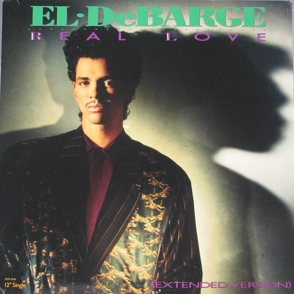 El DeBarge - Real Love (Extended Version)