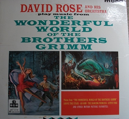David Rose & His Orchestra - The Wonderful World Of The Brothers Grimm