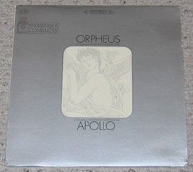Igor Stravinsky - Stravinsky Conducts Orpheus And Apollo