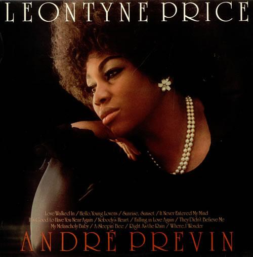 Leontyne Price - Andr? Previn - Leontyne Price - Andr? Previn