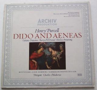 Henry Purcell - Tatiana Troyanos, Barry McDaniel - Dido & Aeneas