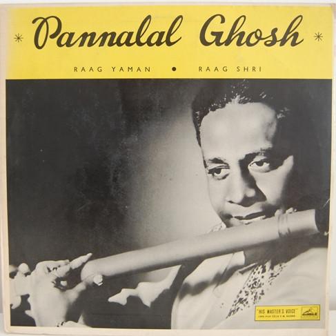 Pannalal Ghosh - Raag Yaman ? Raag Shri