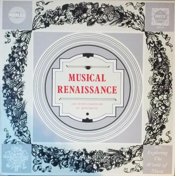 Musical Renaissance