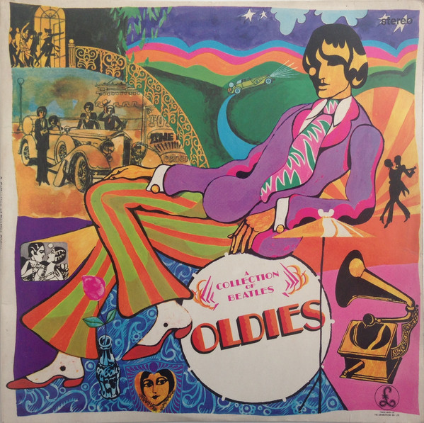 Beatles - A Collection Of Beatles Oldies (1st Press)