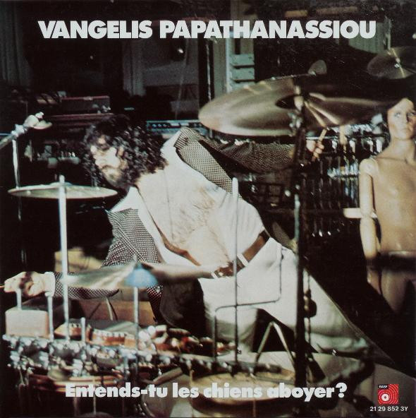 Vangelis Papathanassiou - Entends-Tu Les Chiens Aboyer?