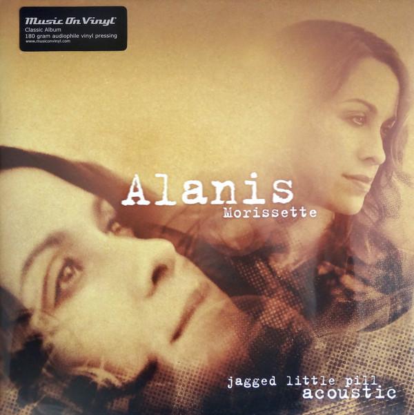 Alanis Morissette ? -  Jagged Little Pill Acoustic