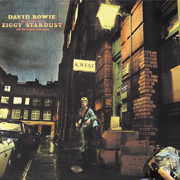 David Bowie -  Rise And Fall Of Ziggy Stardust & Spiders From Ma