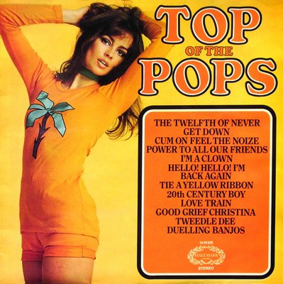 The Top Of The Poppers ? - Top Of The Pops Vol. 30
