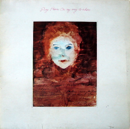 Dory Previn - On My Way To Where