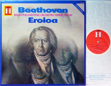 Beethoven / Ferenc Fricsay / Berlin Phil. - Eroica