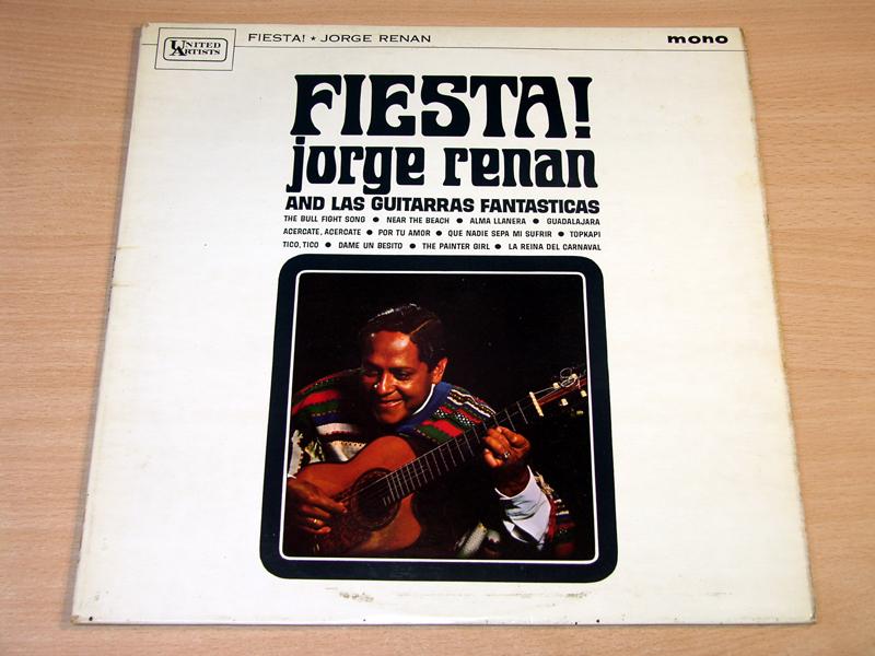 Jorge Renan & Las Guitarras Fantasticas - Fiesta!