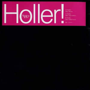 SPICE GIRLS - HOLLER!