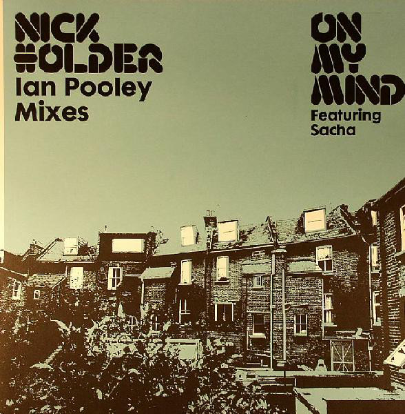 NICK HOLDER - ON MY MIND