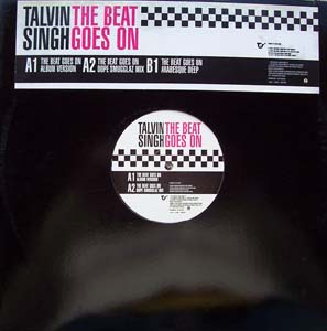 Talvin Singh - The Beat Goes On