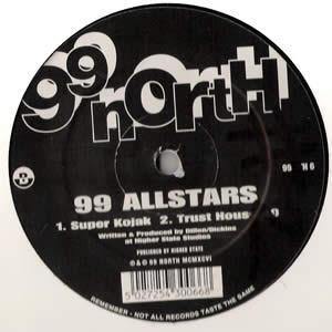 99 ALLSTARS - ALLSTARS EP VOL 2