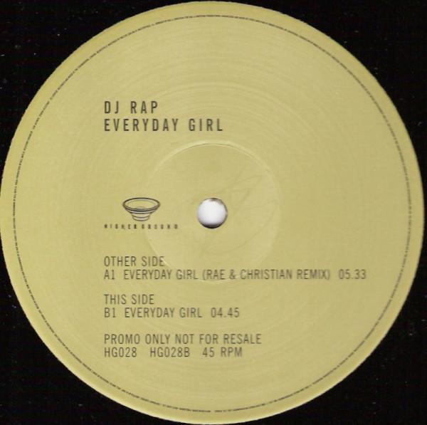 DJ RAP - EVERYDAY GIRL