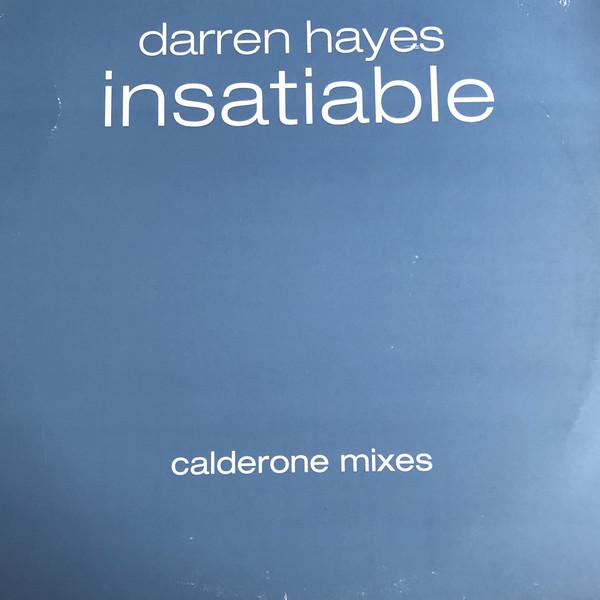 Darren Hayes - Insatiable (Calderone Mixes)