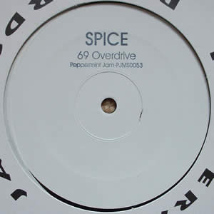 SPICE - 69 OVERDRIVE