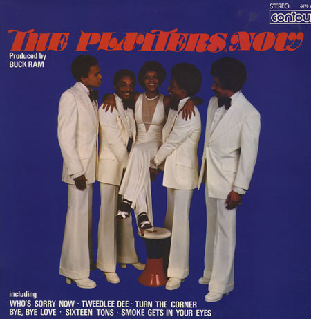 The Platters - The Platters Now