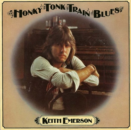 Keith Emerson - Honky Tonk Train Blues