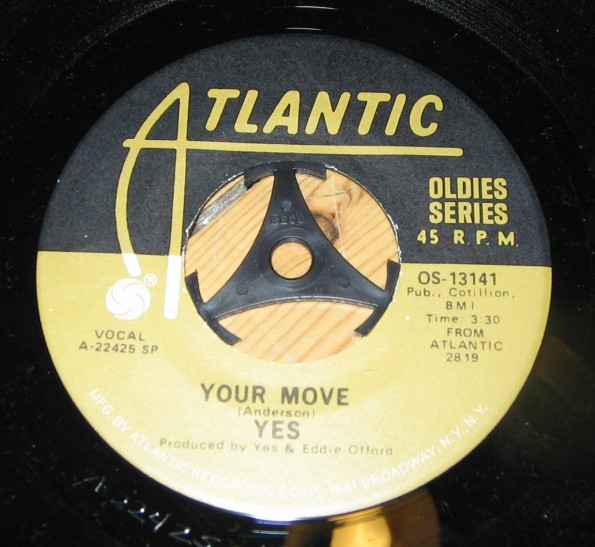 Yes - Your Move