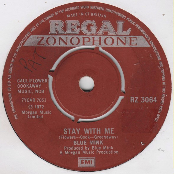Blue Mink - Stay With Me