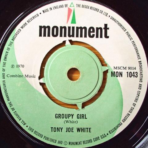 Tony Joe White - Groupy Girl