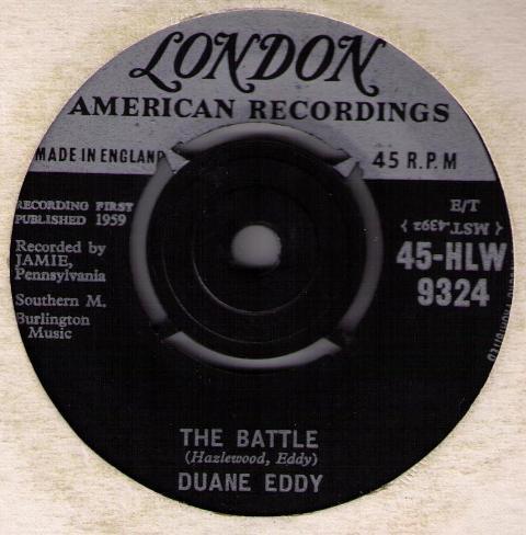 Duane Eddy - The Battle