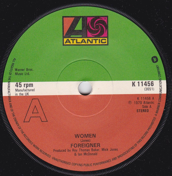 Foreigner - Women