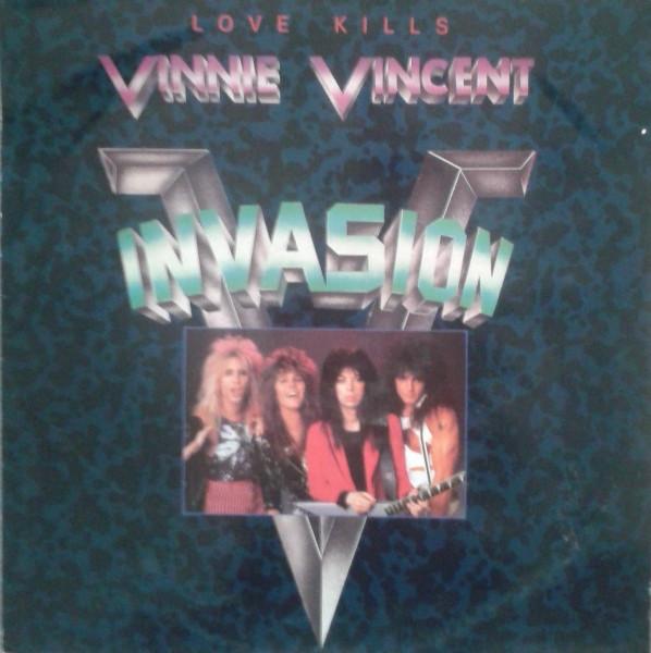 Vinnie Vincent Invasion - Love Kills