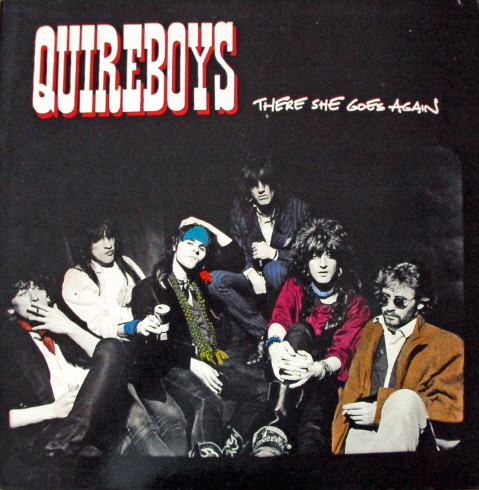 Quireboys - There She Goes Again