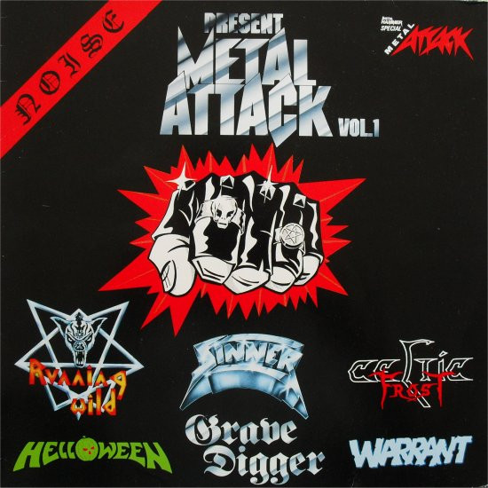 Various - Metal Attack Vol. 1