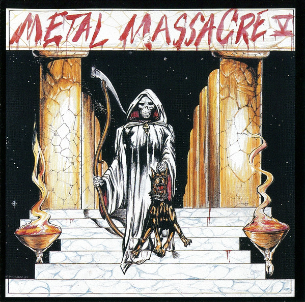 Various - Metal Massacre V