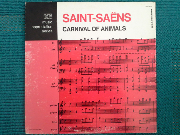 Camille Saint-Sa?ns - CARNIVAL OF ANIMALS