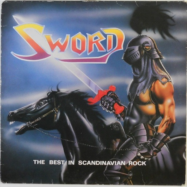 Various - Sword - The Best In Scandinavian Rock