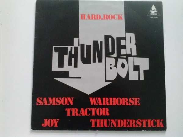 Various - Hard Rock Thunderbolt