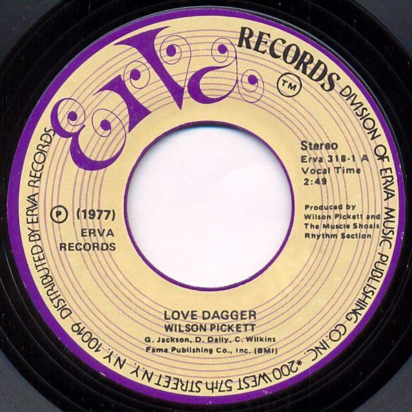 Wilson Pickett - Love Dagger