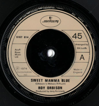 Roy Orbison - Sweet Mamma Blue